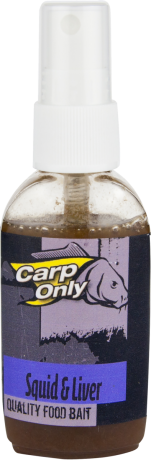CarpOnly Flavour Spray Squid&Liver 50ml