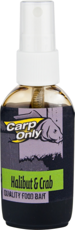 CarpOnly Flavour Spray Halibut&Crab 50ml