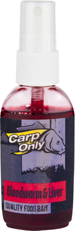 CarpOnly Flavour Spray Bloodworm&Liver 50ml