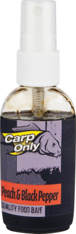 CarpOnly Flavour Spray Peach&Black Pepper 50ml