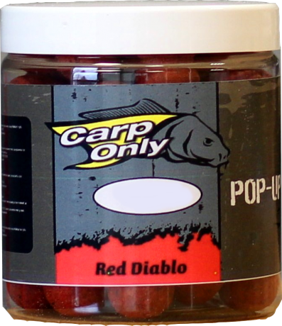 CarpOnly PopUps Red Diablo