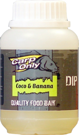 CarpOnly Dip Coco&Banane 150ml