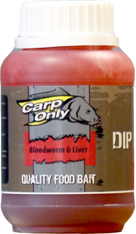 CarpOnly Dip Bloodworm&Liver 150ml
