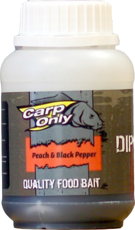 CarpOnly Dip Peach&Black Pepper 150ml