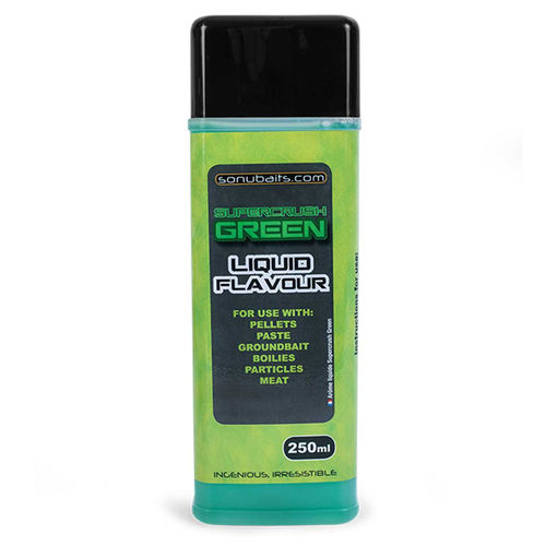 Sonubaits Liquid Flavour Supercrush Green 250ml