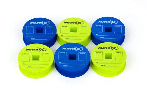 Matrix EVA Rig Discs & Pins