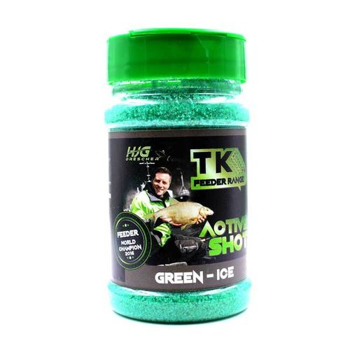 HJG Drescher TK Active Shot - Green Ice 200g