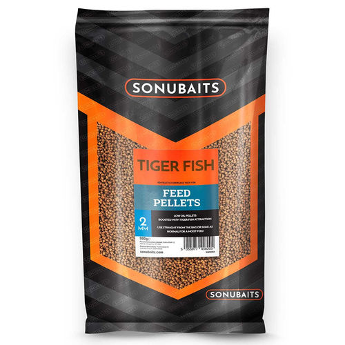 Sonubaits Feed Pellets 900g/2mm TIGER FISH