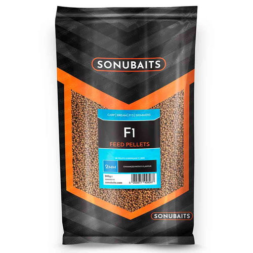 Sonubaits Feed Pellets 900g/2mm F1