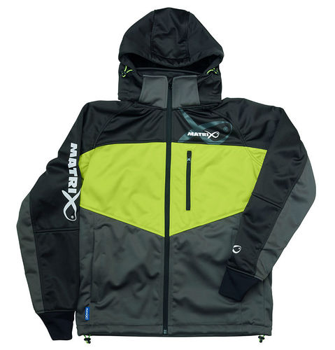 Matrix Wind Blocker Fleece