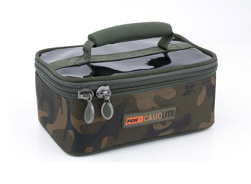 Fox Camolite™ Rigid Lead & Bits Bag