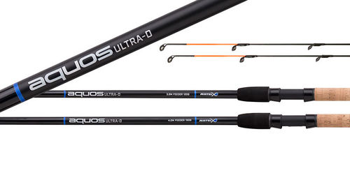 Matrix Aquos Ultra-D Feeder Rod 12ft 8in - 3.9m 120g