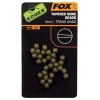 Fox EDGES™ Tapered Bore Beads - 4mm