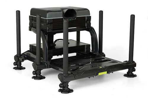 Matrix XR36 Pro Shadow Seatbox ( inc 1x shallow trays & lid + deep drawer)