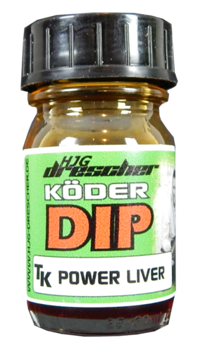 HJG Drescher TK Feeder Power Liver 20ml