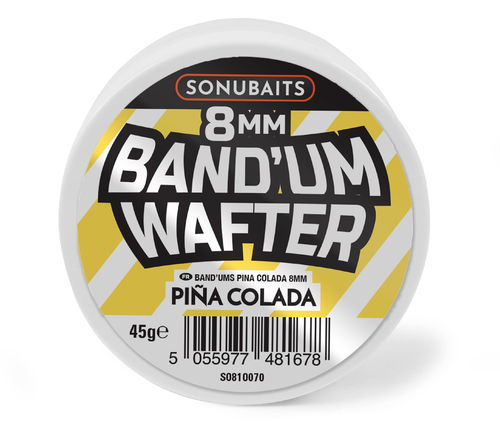 Sonubaits BAND´UM Wafters PINEAPPLE&COCONUT 8mm